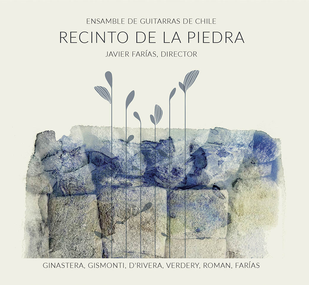 The Chilean Guitar Ensemble has released its second CD